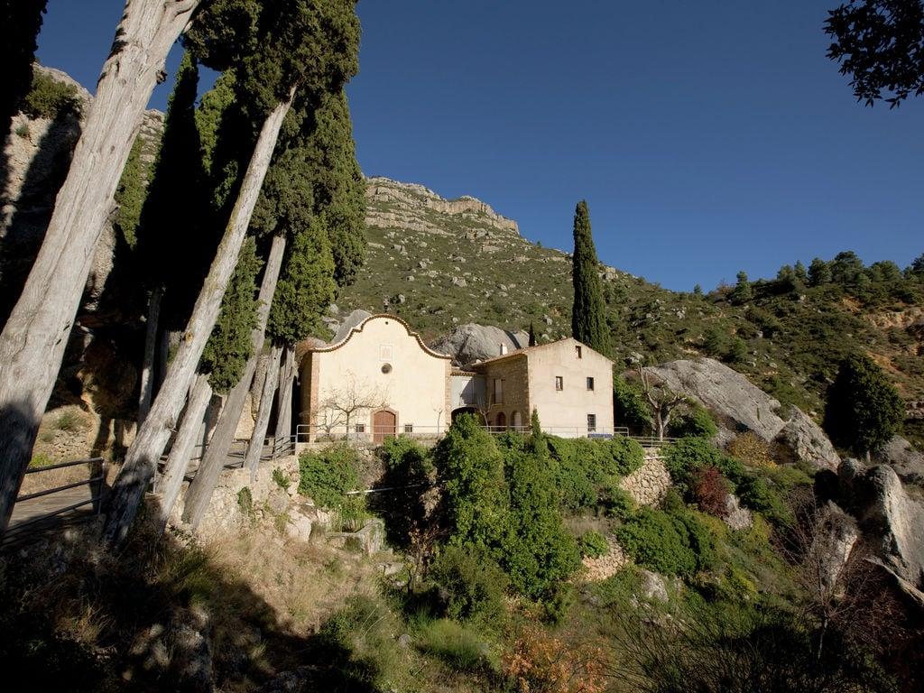 Ferienhaus Uriges Cottage mit Swimmingpool an der Costa Dorada (410026), Cornudella de Montsant, Tarragona, Katalonien, Spanien, Bild 24