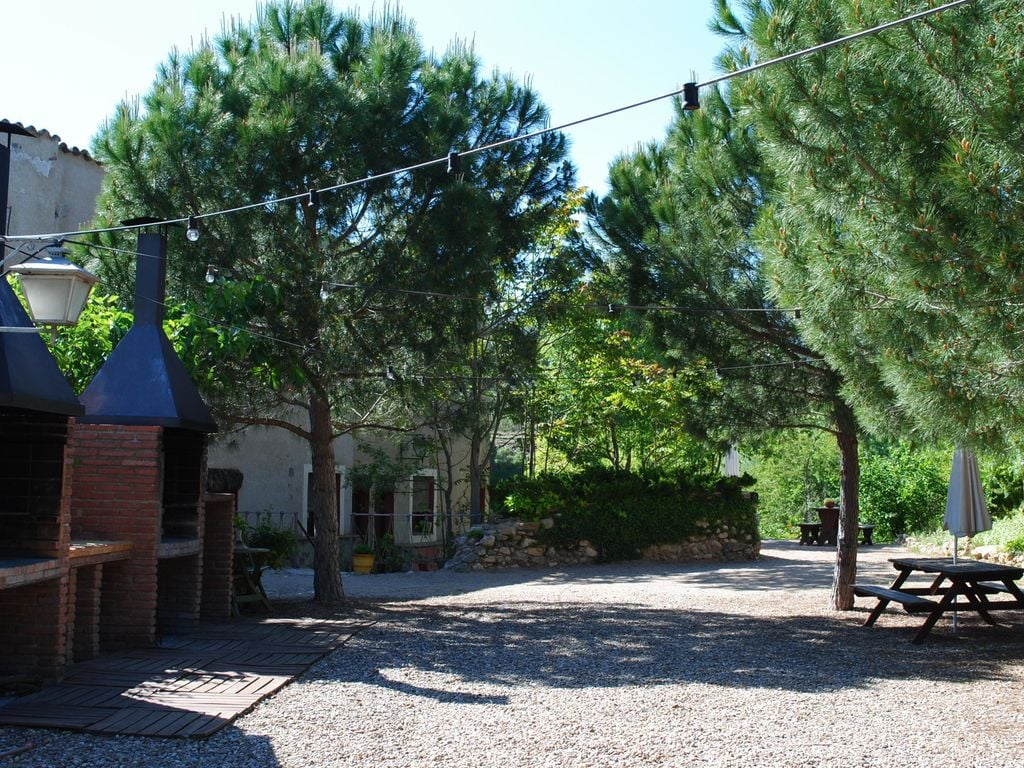 Ferienhaus Uriges Cottage mit Swimmingpool an der Costa Dorada (410026), Cornudella de Montsant, Tarragona, Katalonien, Spanien, Bild 21