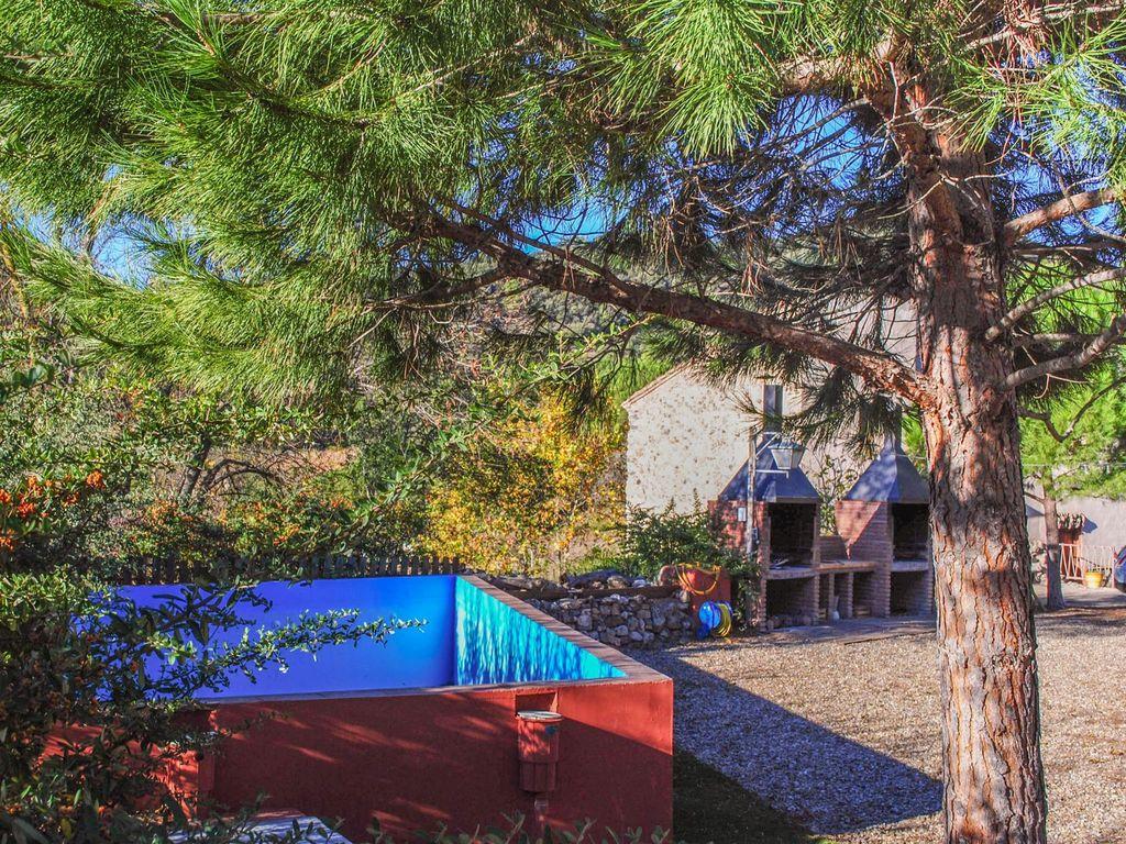 Ferienhaus Uriges Cottage mit Swimmingpool an der Costa Dorada (410026), Cornudella de Montsant, Tarragona, Katalonien, Spanien, Bild 4