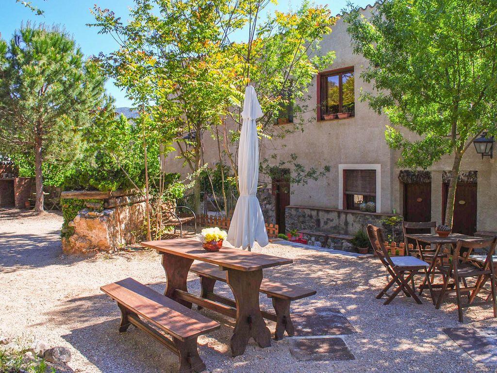 Ferienhaus Uriges Cottage mit Swimmingpool an der Costa Dorada (410026), Cornudella de Montsant, Tarragona, Katalonien, Spanien, Bild 19