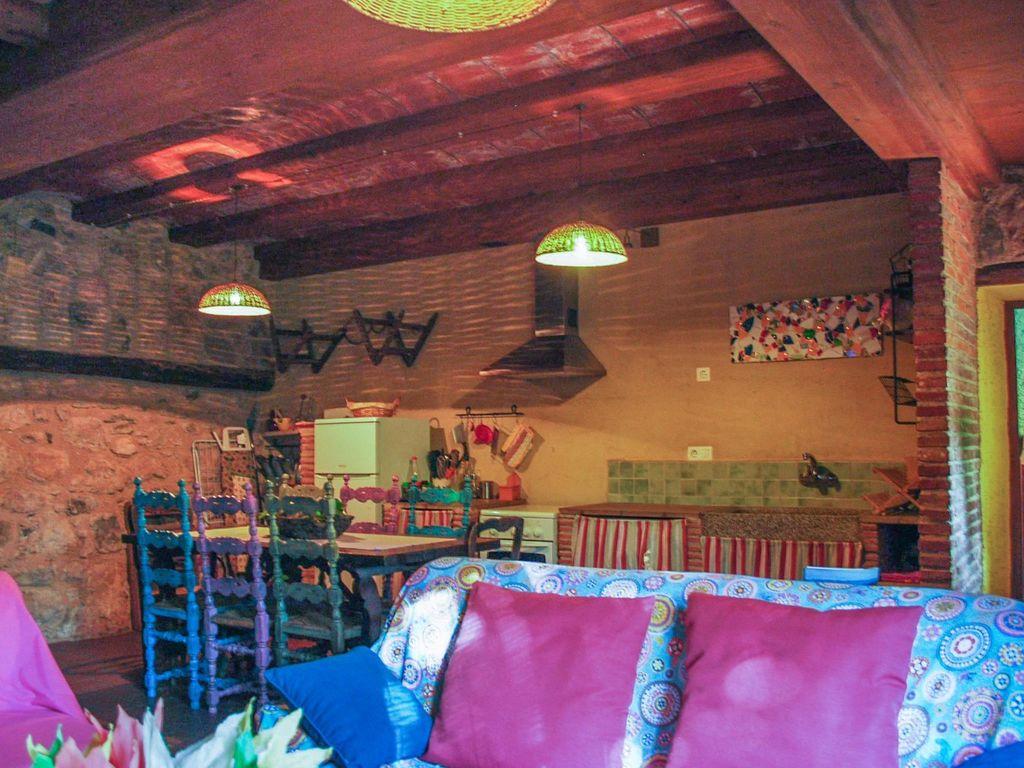 Ferienhaus Uriges Cottage mit Swimmingpool an der Costa Dorada (410026), Cornudella de Montsant, Tarragona, Katalonien, Spanien, Bild 8
