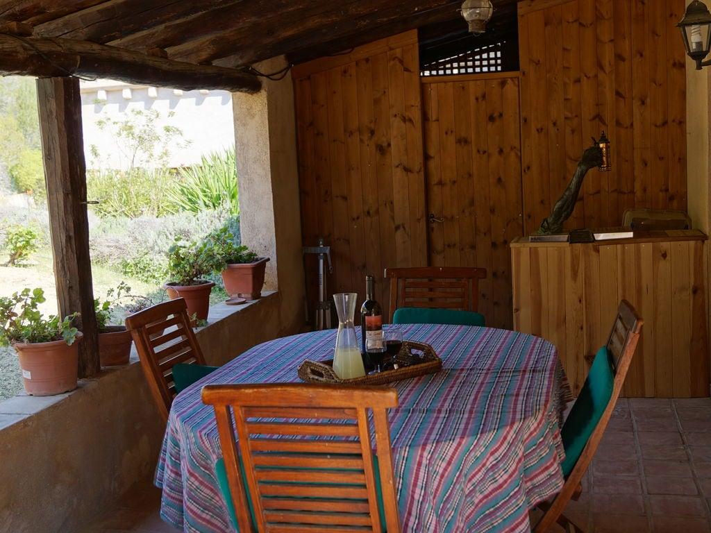 Ferienhaus Wohliges Cottage in Renau, Costa Dorada, überdachtes Patio (418950), Vilabella, Tarragona, Katalonien, Spanien, Bild 28
