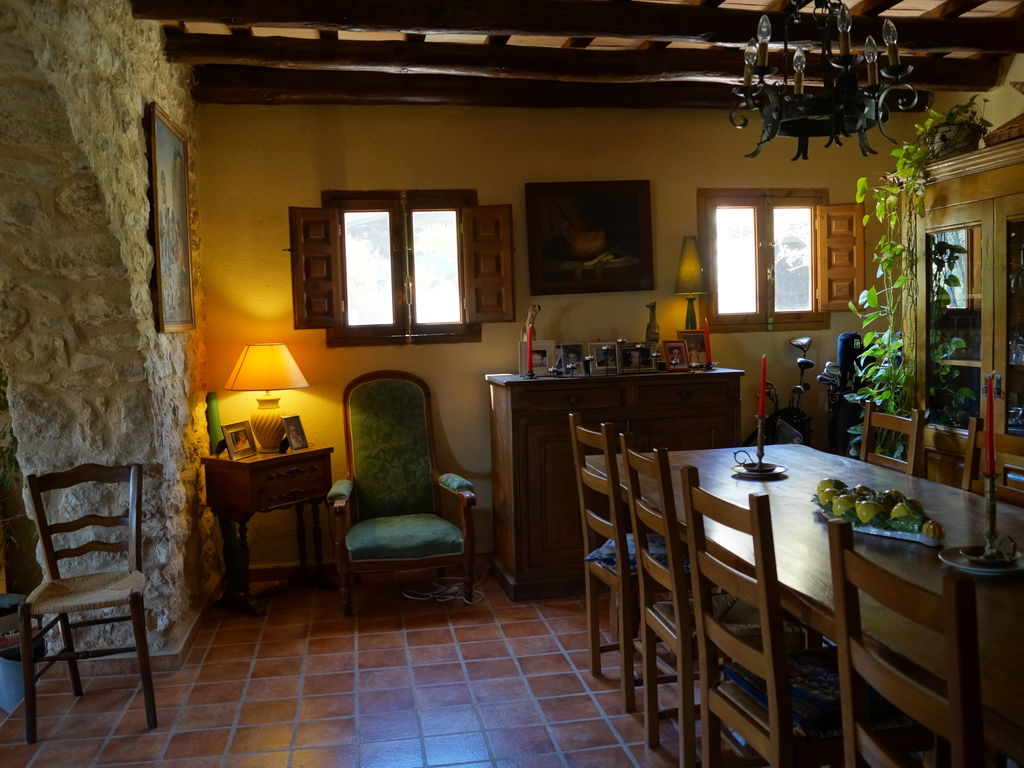 Ferienhaus Wohliges Cottage in Renau, Costa Dorada, überdachtes Patio (418950), Vilabella, Tarragona, Katalonien, Spanien, Bild 9