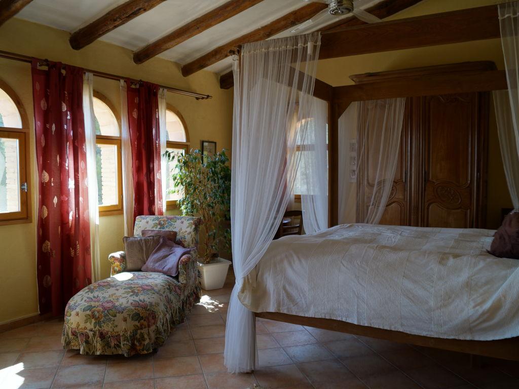 Ferienhaus Wohliges Cottage in Renau, Costa Dorada, überdachtes Patio (418950), Vilabella, Tarragona, Katalonien, Spanien, Bild 17