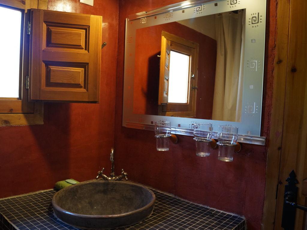 Ferienhaus Wohliges Cottage in Renau, Costa Dorada, überdachtes Patio (418950), Vilabella, Tarragona, Katalonien, Spanien, Bild 24