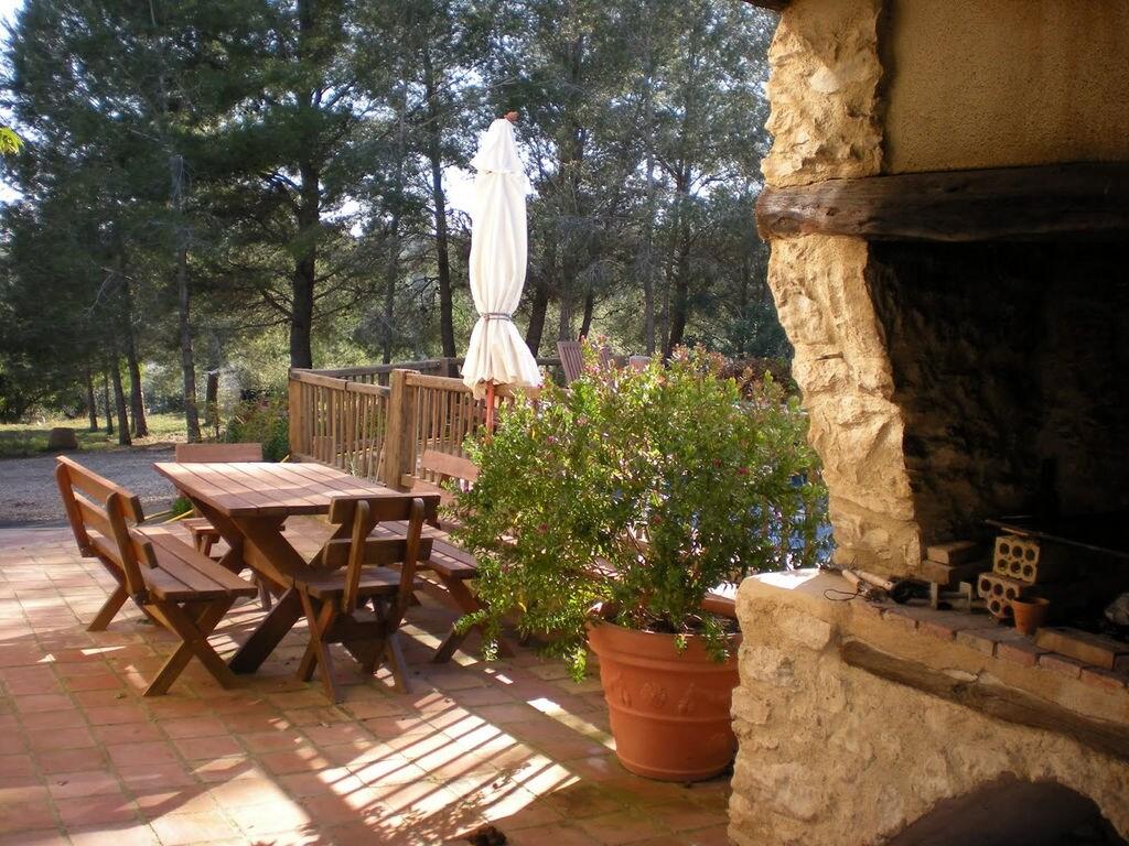 Ferienhaus Wohliges Cottage in Renau, Costa Dorada, überdachtes Patio (418950), Vilabella, Tarragona, Katalonien, Spanien, Bild 29