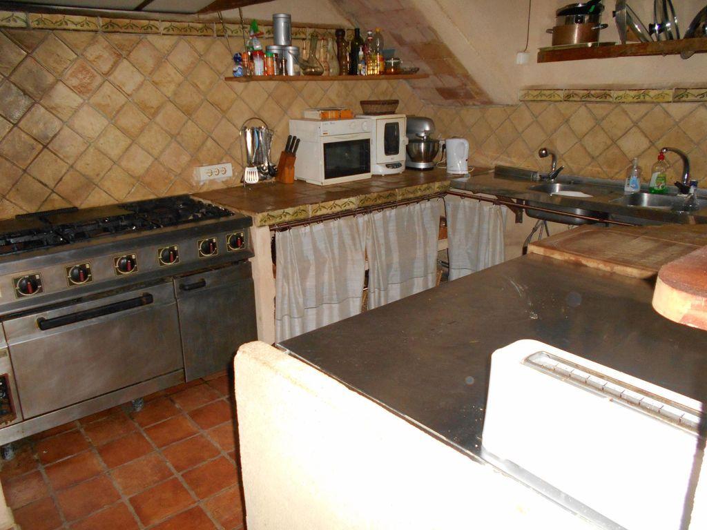 Ferienhaus Wohliges Cottage in Renau, Costa Dorada, überdachtes Patio (418950), Vilabella, Tarragona, Katalonien, Spanien, Bild 3