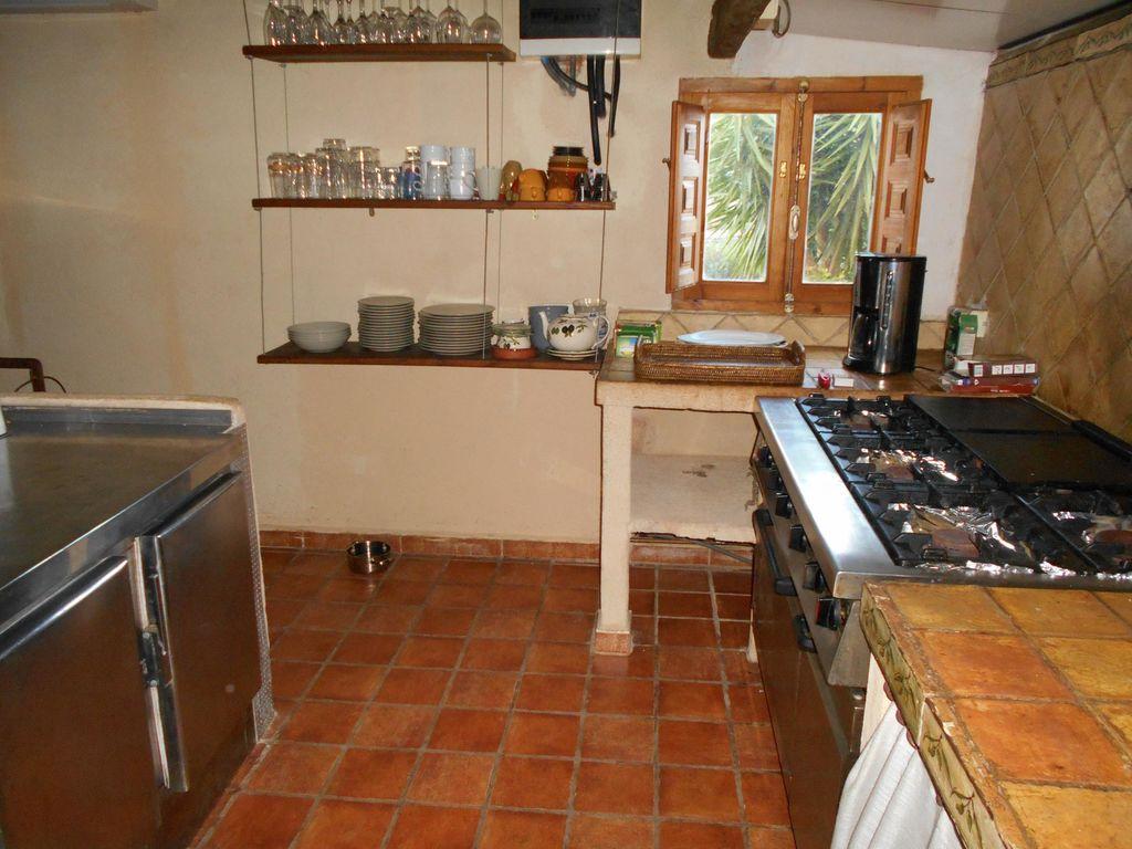 Ferienhaus Wohliges Cottage in Renau, Costa Dorada, überdachtes Patio (418950), Vilabella, Tarragona, Katalonien, Spanien, Bild 16
