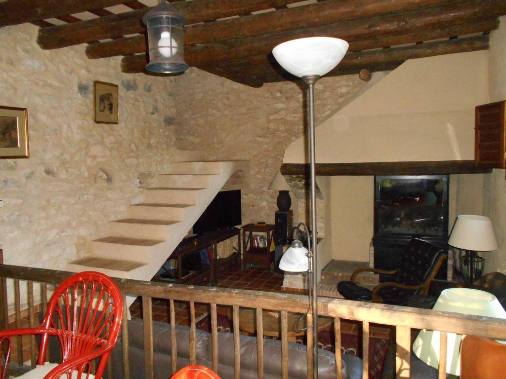 Ferienhaus Wohliges Cottage in Renau, Costa Dorada, überdachtes Patio (418950), Vilabella, Tarragona, Katalonien, Spanien, Bild 11