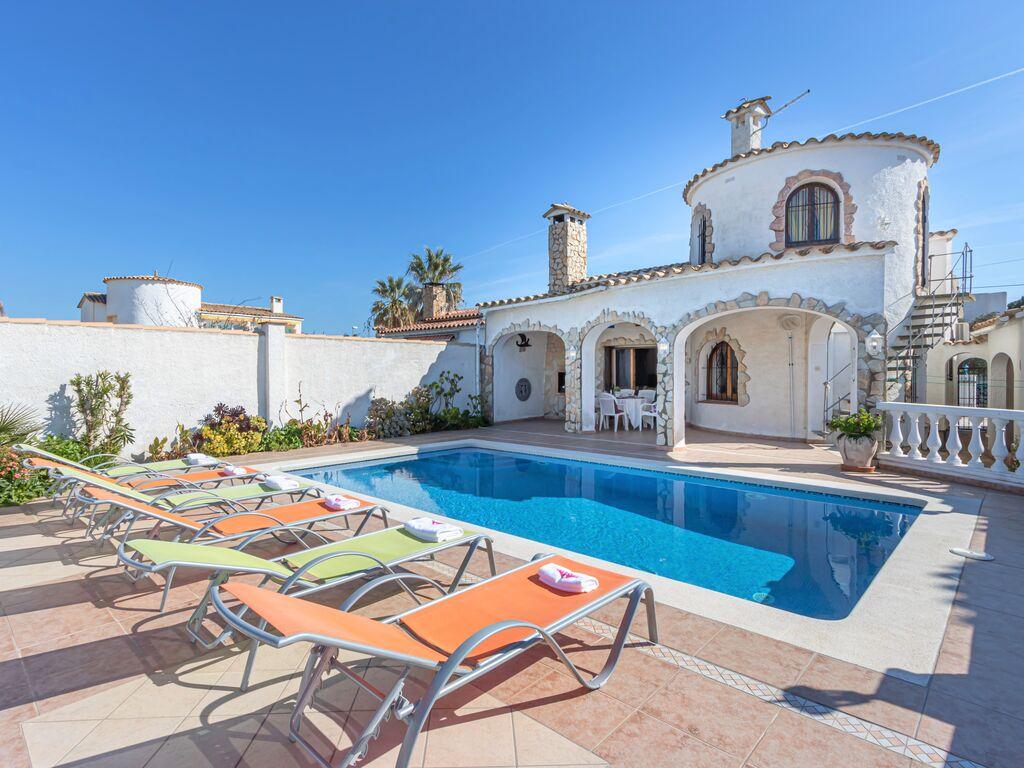 Villa Creus Ferienhaus in Spanien