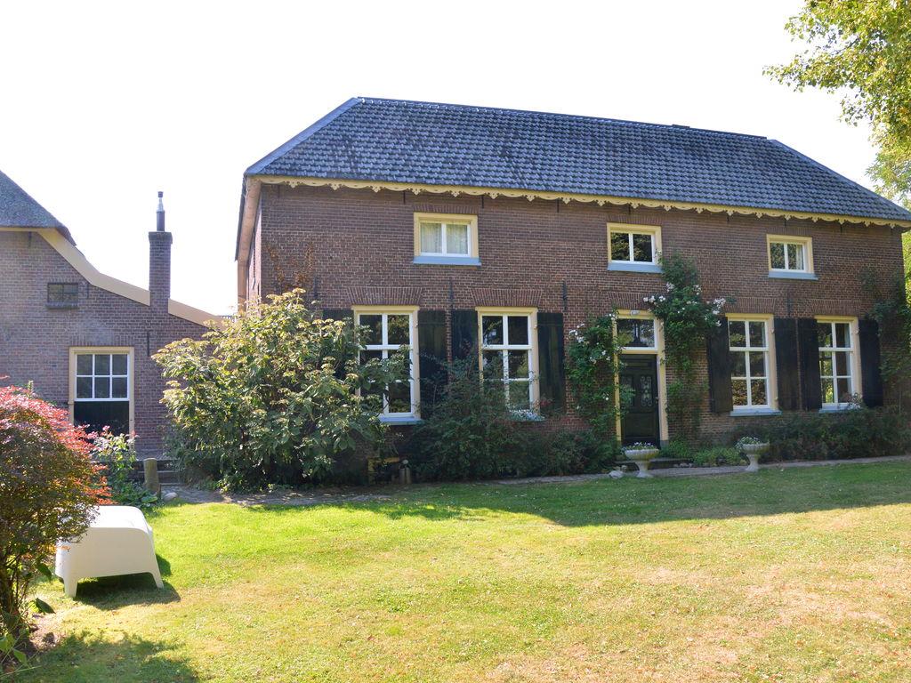 Ferienhaus Traditionelles Bauernhaus mit Sauna in Zoelen (477339), Zoelen, Rivierenland, Gelderland, Niederlande, Bild 1