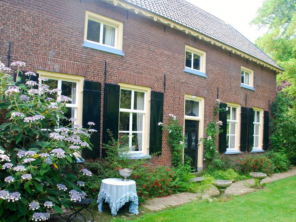 Ferienhaus Traditionelles Bauernhaus mit Sauna in Zoelen (477339), Zoelen, Rivierenland, Gelderland, Niederlande, Bild 7