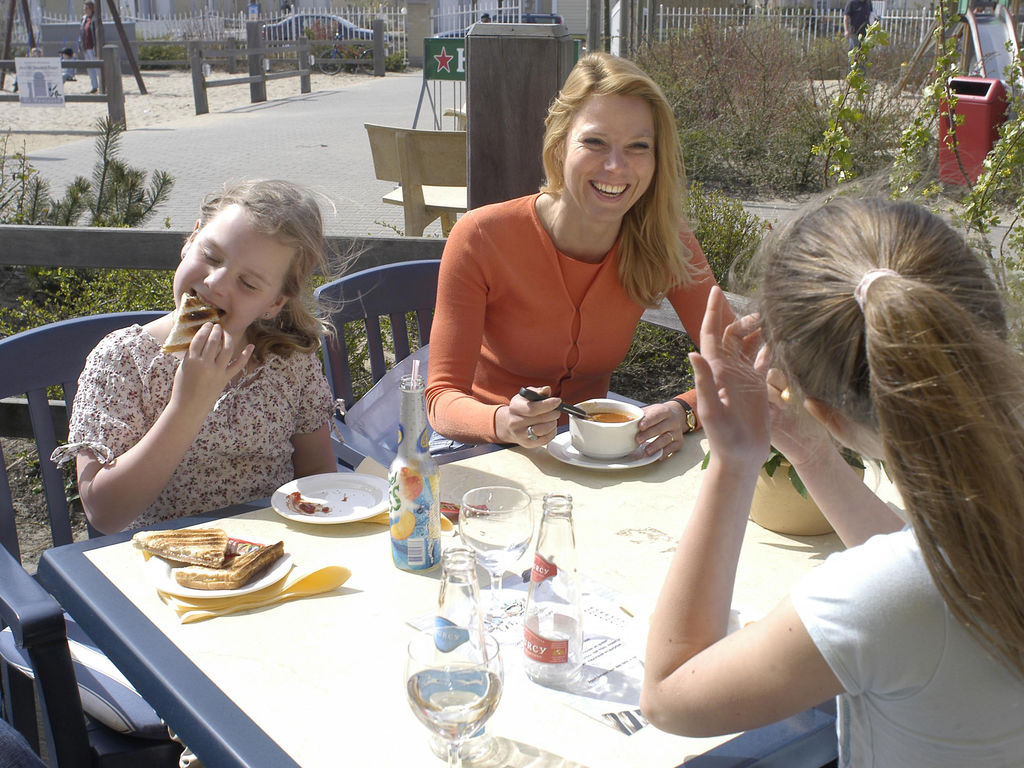 Ferienhaus Stilvolle Doppelhaus-Villa mit Garten, 1 km vom Strand entf. (411380), Stroodorp, , Seeland, Niederlande, Bild 14