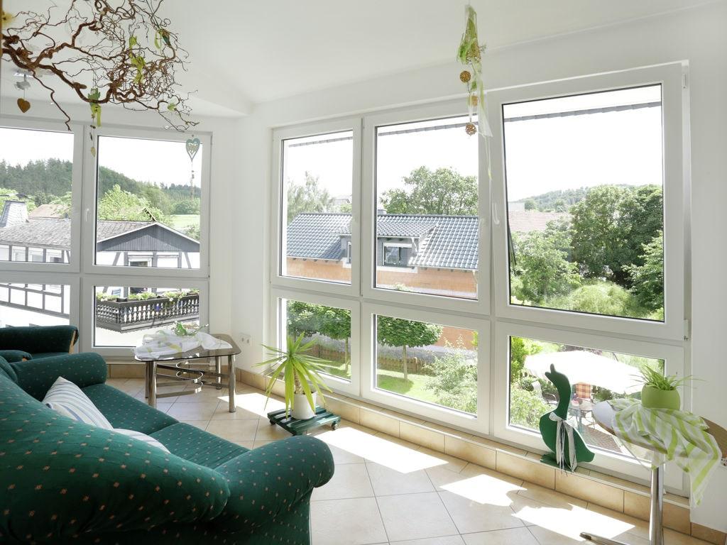 Ferienwohnung Gemütliches Appartement in Medelon mit Sauna (422111), Medebach, Sauerland, Nordrhein-Westfalen, Deutschland, Bild 4