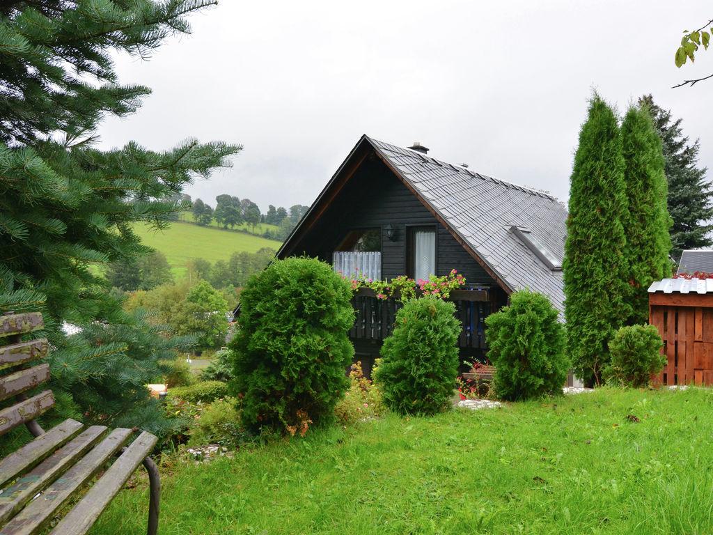 An der Fichtelbergbahn Ferienhaus  Erzgebirge