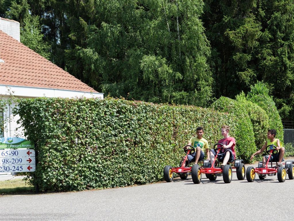 Ferienhaus Gemütliches, komfortables Holzchalet in autofreier Zone (419016), Arcen, Noord-Limburg, Limburg (NL), Niederlande, Bild 22