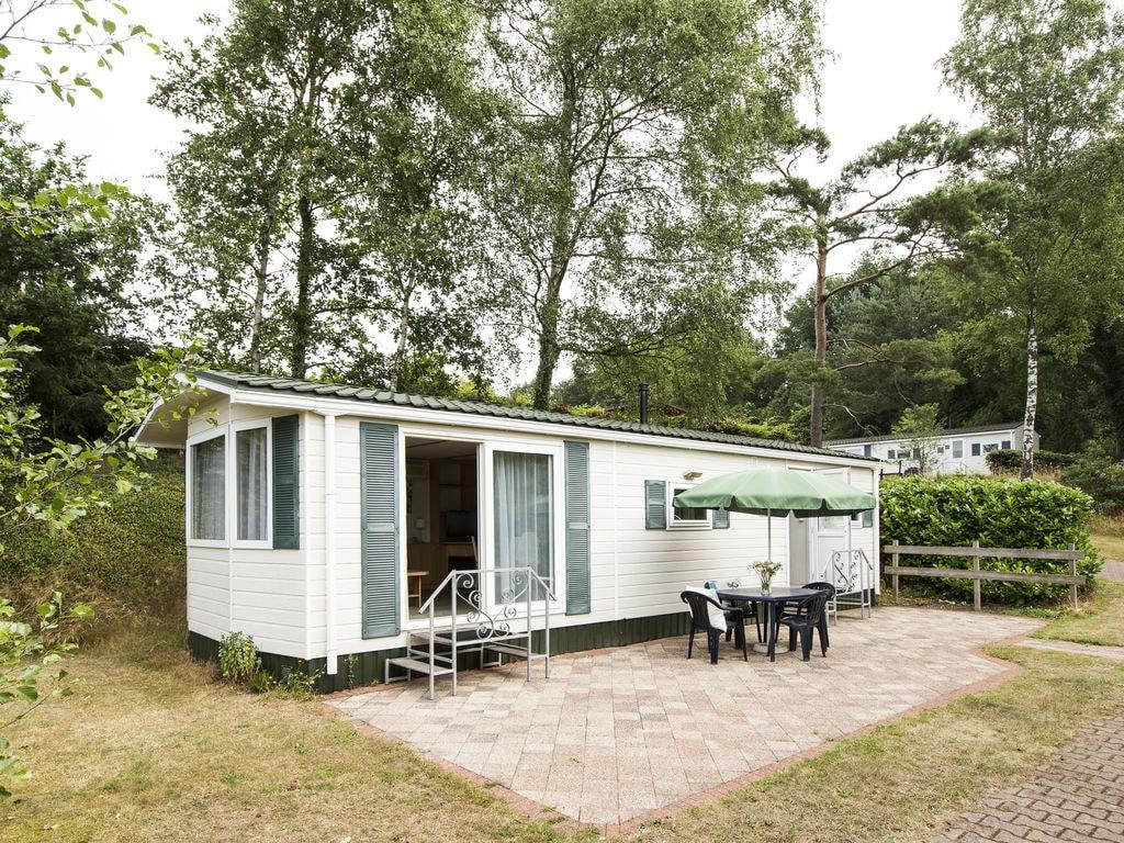 Ferienhaus Komfortables Chalet mit Geschirrspüler, in autofreier Zone (419011), Arcen, Noord-Limburg, Limburg (NL), Niederlande, Bild 2