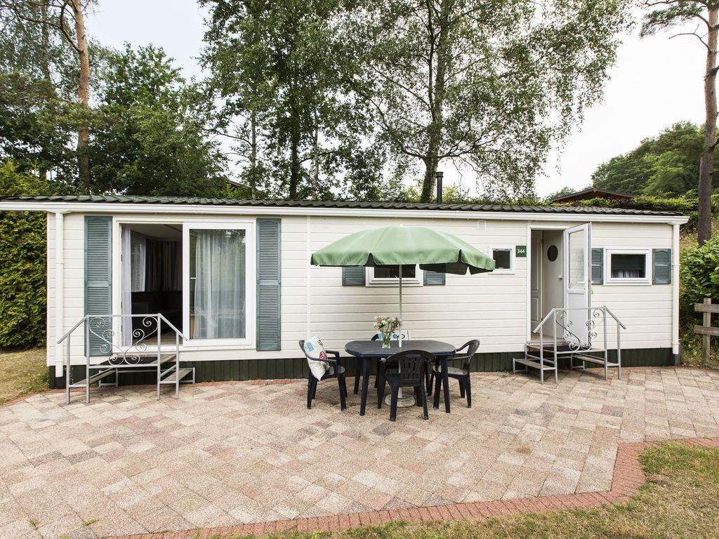 Ferienhaus Komfortables Chalet mit Geschirrspüler, in autofreier Zone (419011), Arcen, Noord-Limburg, Limburg (NL), Niederlande, Bild 12