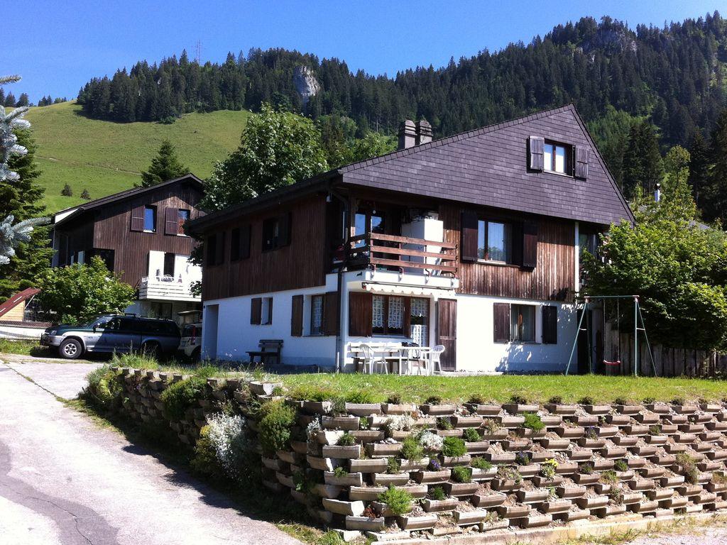 Ferienwohnung Luxuriöse Ferienwohnung in Wirzweli in Waldnähe (419103), Dallenwil, Nidwalden, Zentralschweiz, Schweiz, Bild 1