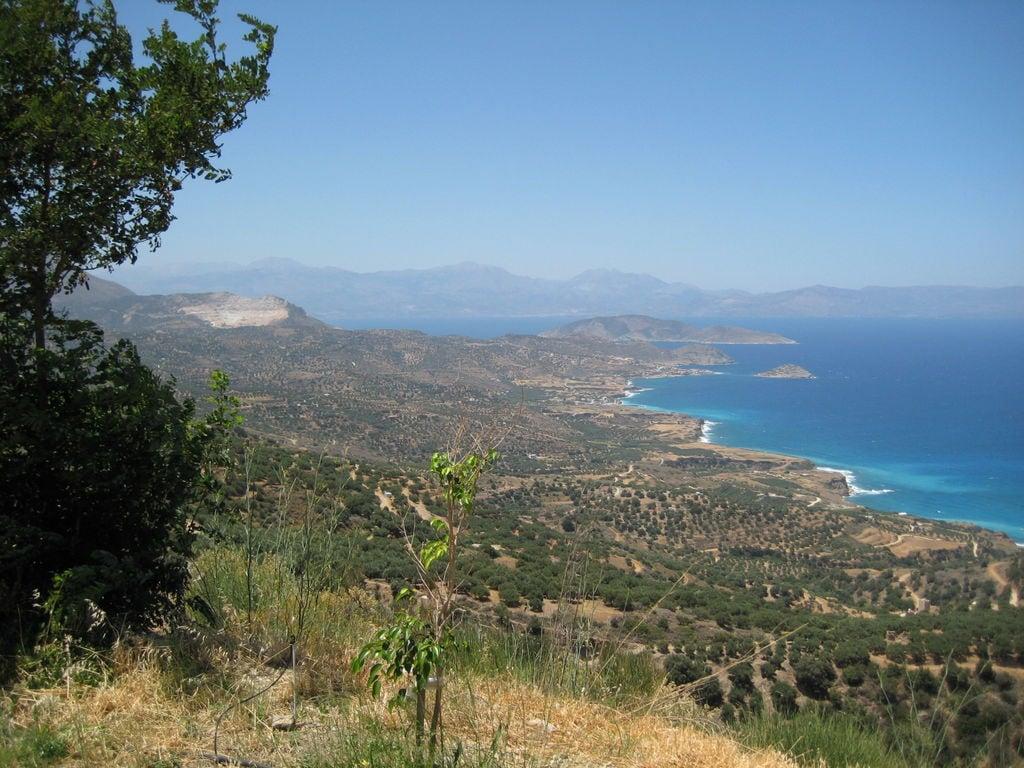 Holiday house Geräumige Villa in Makry Gialos mit Blick aufs Mittelmeer (422894), Makry Gialos, Crete South Coast, Crete, Greece, picture 24