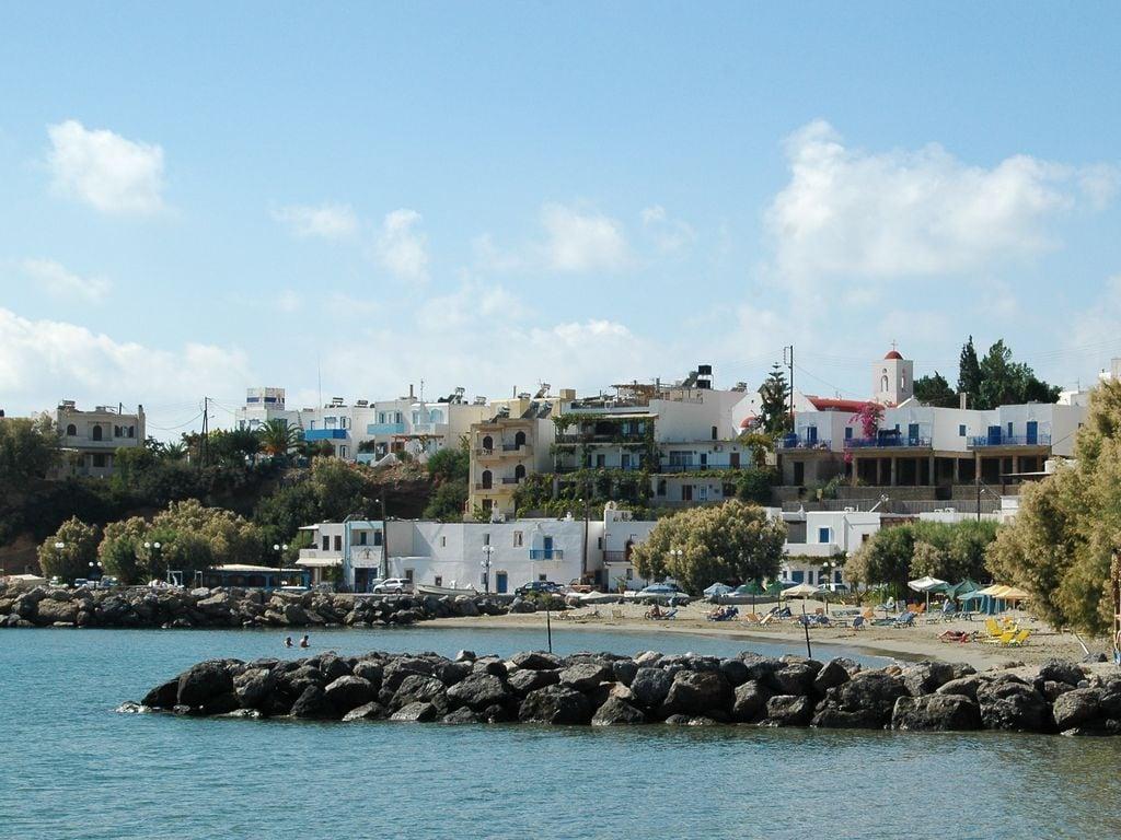 Holiday house Geräumige Villa in Makry Gialos mit Blick aufs Mittelmeer (422894), Makry Gialos, Crete South Coast, Crete, Greece, picture 21