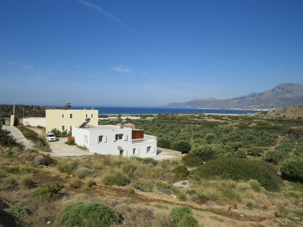 Holiday house Geräumige Villa in Makry Gialos mit Blick aufs Mittelmeer (422894), Makry Gialos, Crete South Coast, Crete, Greece, picture 2