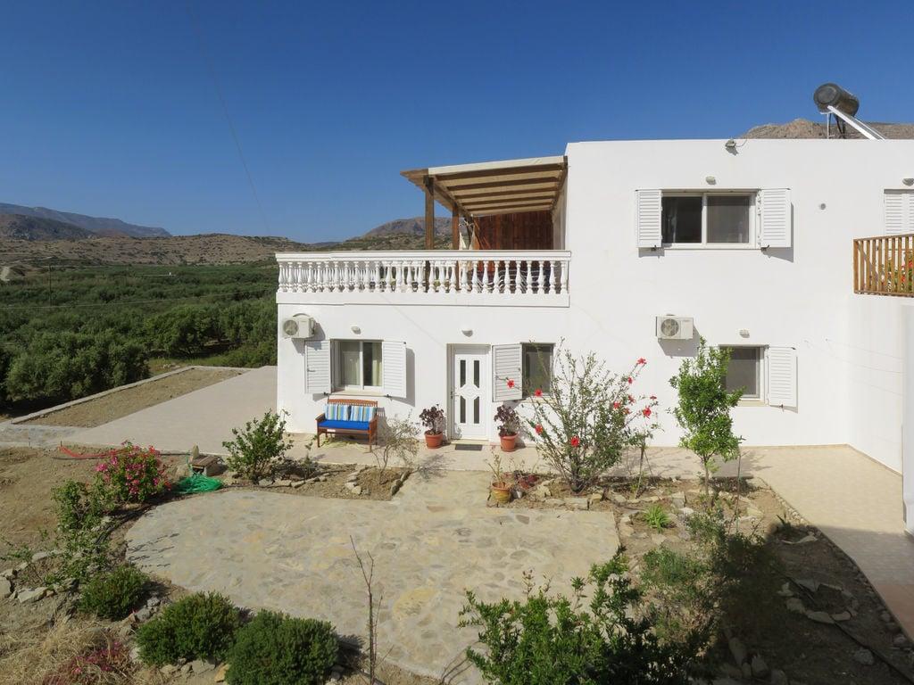 Holiday house Geräumige Villa in Makry Gialos mit Blick aufs Mittelmeer (422894), Makry Gialos, Crete South Coast, Crete, Greece, picture 16