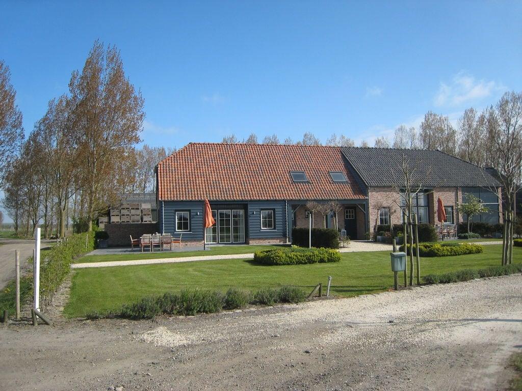 Ferienhaus Stilvolles Ferienhaus in Zuidzande mit Sauna (419680), Zuidzande, , Seeland, Niederlande, Bild 2