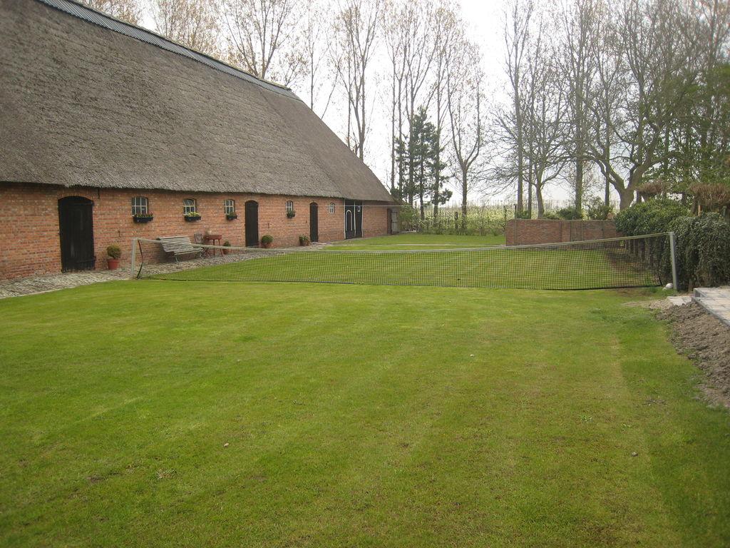 Ferienhaus Stilvolles Ferienhaus in Zuidzande mit Sauna (419680), Zuidzande, , Seeland, Niederlande, Bild 13