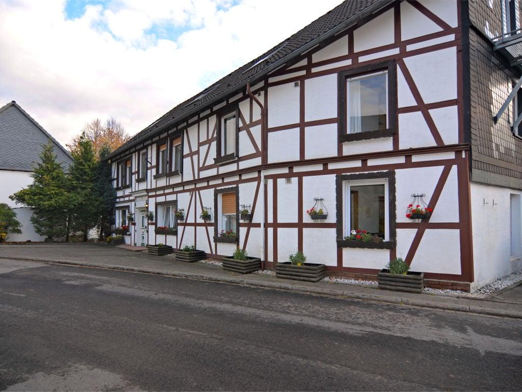 Ferienhaus Helles Ferienhaus mit Terrasse in Medebach, Deutschland (672501), Medebach, Sauerland, Nordrhein-Westfalen, Deutschland, Bild 7