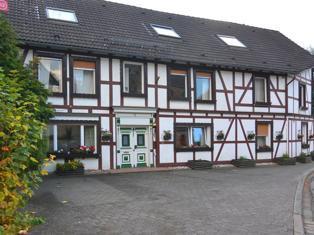 Ferienhaus Helles Ferienhaus mit Terrasse in Medebach, Deutschland (672501), Medebach, Sauerland, Nordrhein-Westfalen, Deutschland, Bild 8