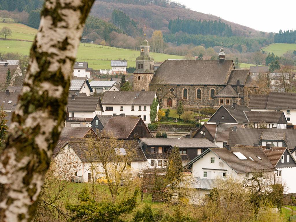 Ferienhaus Helles Ferienhaus mit Terrasse in Medebach, Deutschland (672501), Medebach, Sauerland, Nordrhein-Westfalen, Deutschland, Bild 38