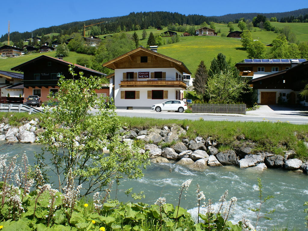 Chalet Neva Saalbach Ferienhaus