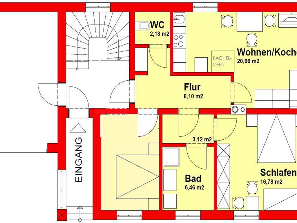 Appartement de vacances Sonniges Apartment in der Nähe des Skigebiets in Leogang (423510), Leogang, Pinzgau, Salzbourg, Autriche, image 26