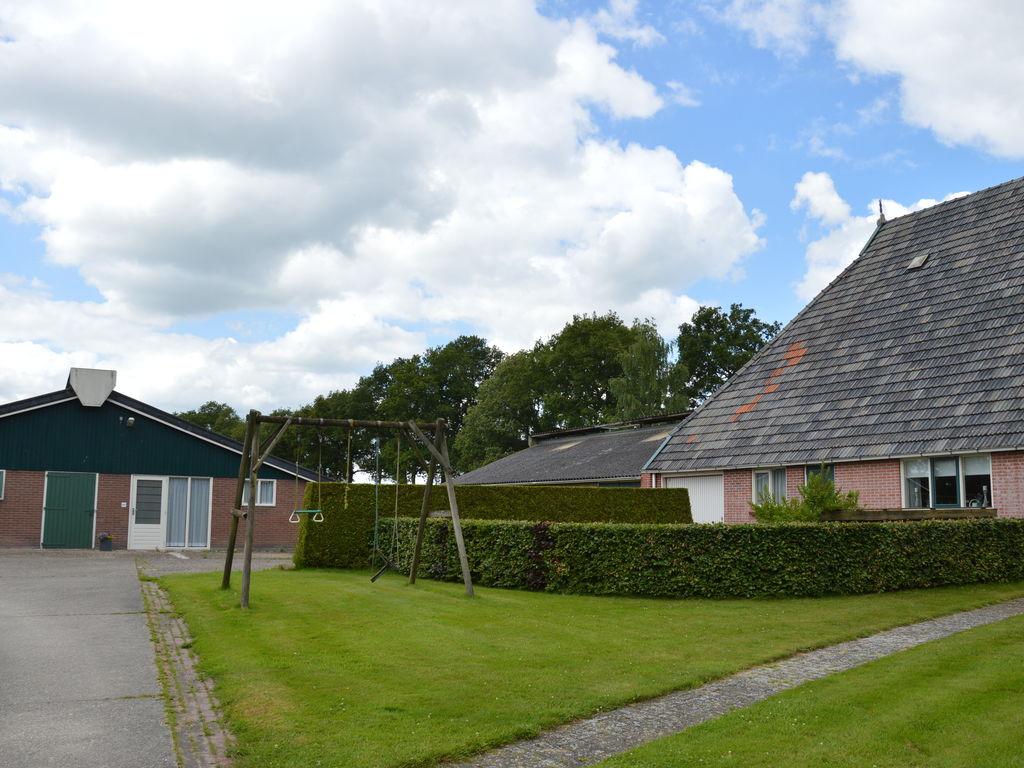 Singelhoeve Ferienhaus  Friesland