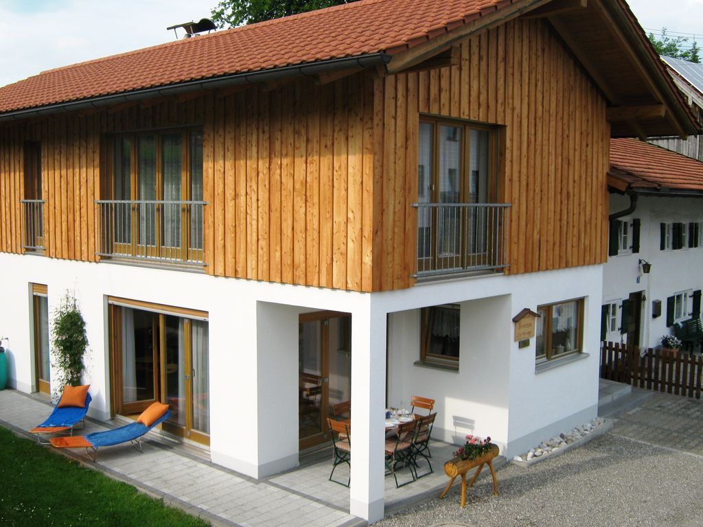 Ferienhaus Luxuriöses Ferienhaus in Lechbruck Bayern privater Garten (425402), Lechbruck, Lechsee, Bayern, Deutschland, Bild 9