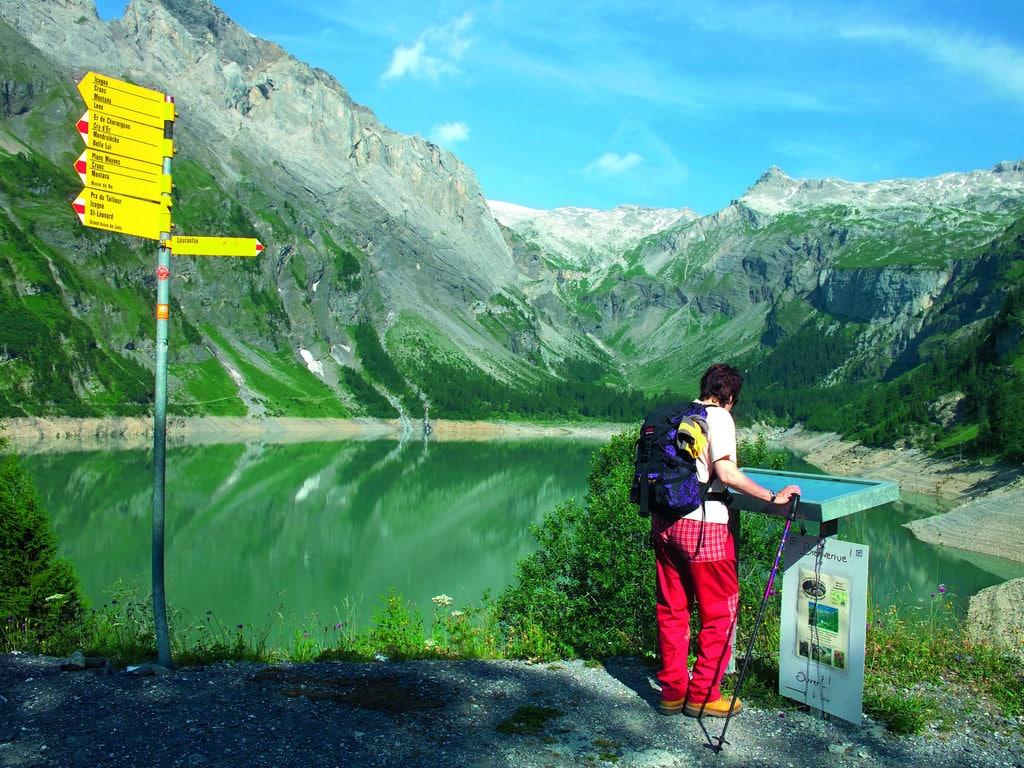 Appartement de vacances Gemütliche Ferienwohnung in Bellwald mit Terrasse (425189), Bellwald, Aletsch - Conches, Valais, Suisse, image 18