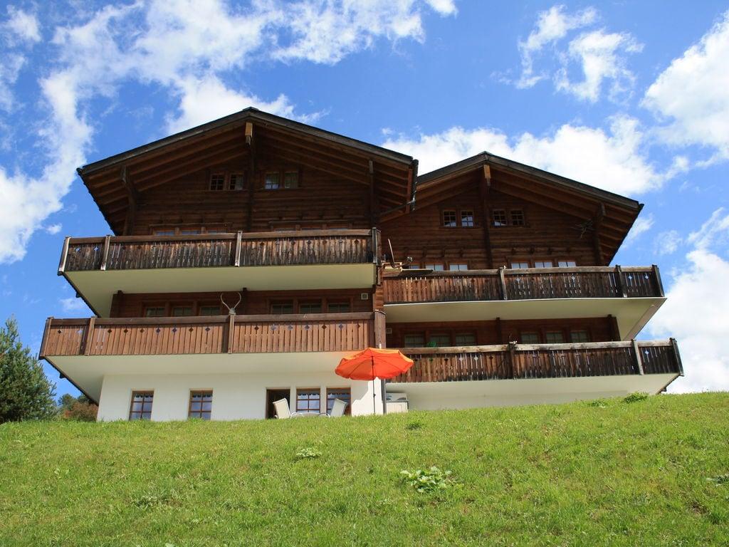 Appartement de vacances Gemütliche Ferienwohnung in Bellwald mit Terrasse (425189), Bellwald, Aletsch - Conches, Valais, Suisse, image 2