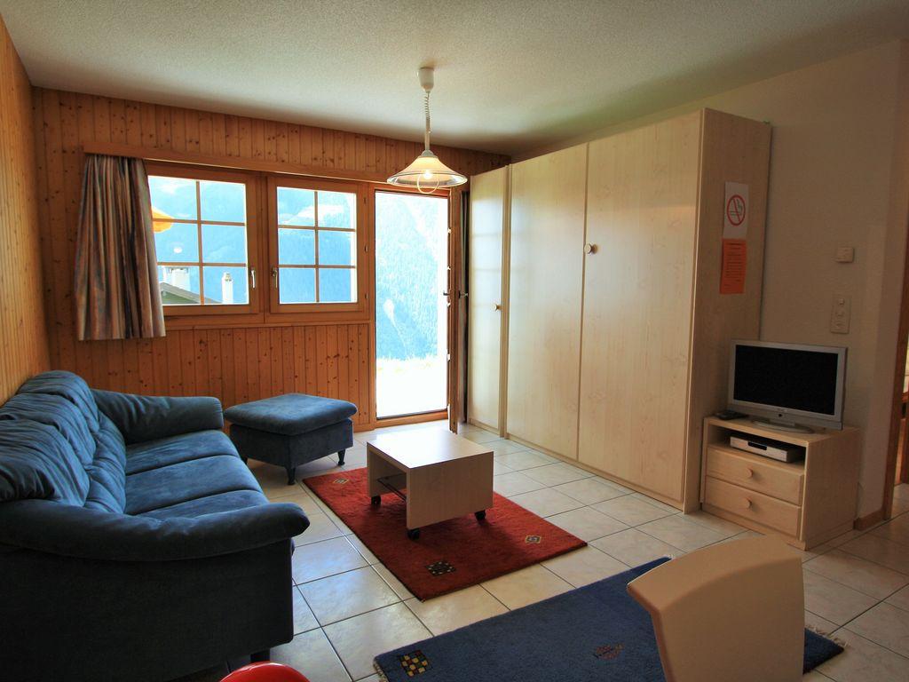 Appartement de vacances Gemütliche Ferienwohnung in Bellwald mit Terrasse (425189), Bellwald, Aletsch - Conches, Valais, Suisse, image 4