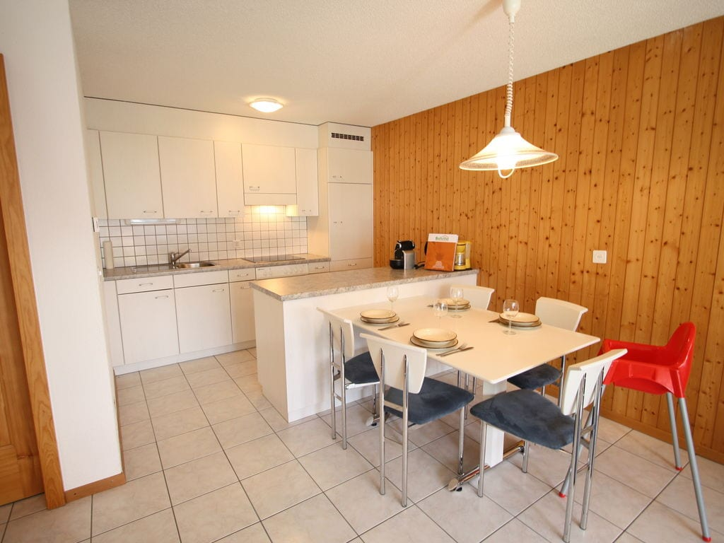 Appartement de vacances Gemütliche Ferienwohnung in Bellwald mit Terrasse (425189), Bellwald, Aletsch - Conches, Valais, Suisse, image 5
