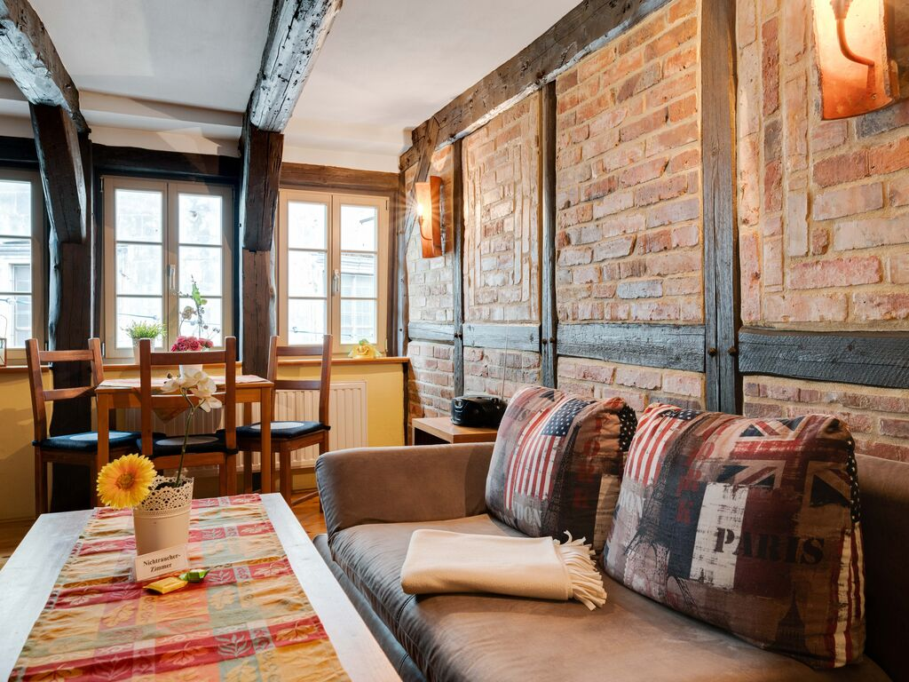 Ferienwohnung Attraktives Apartment in Quedlinburg mit Innenhof (426222), Quedlinburg, Harz (Sachsen-Anhalt), Sachsen-Anhalt, Deutschland, Bild 2