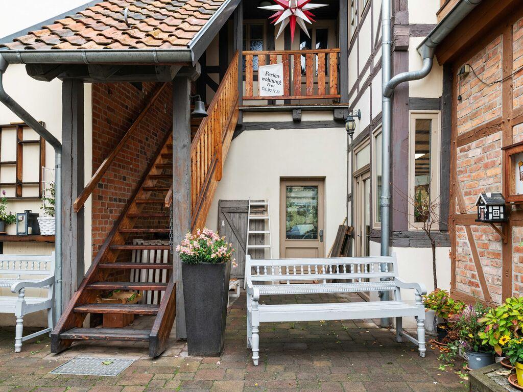Ferienwohnung Attraktives Apartment in Quedlinburg mit Innenhof (426222), Quedlinburg, Harz (Sachsen-Anhalt), Sachsen-Anhalt, Deutschland, Bild 6