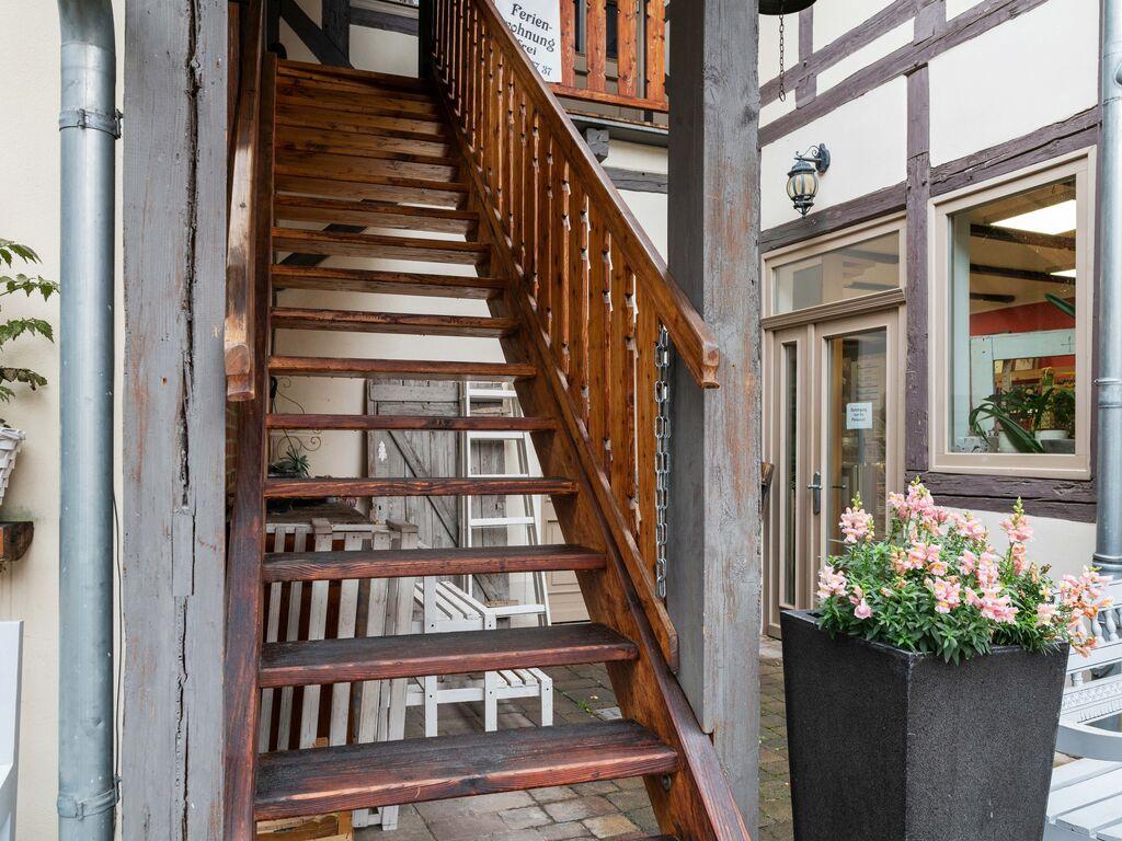 Ferienwohnung Attraktives Apartment in Quedlinburg mit Innenhof (426222), Quedlinburg, Harz (Sachsen-Anhalt), Sachsen-Anhalt, Deutschland, Bild 16