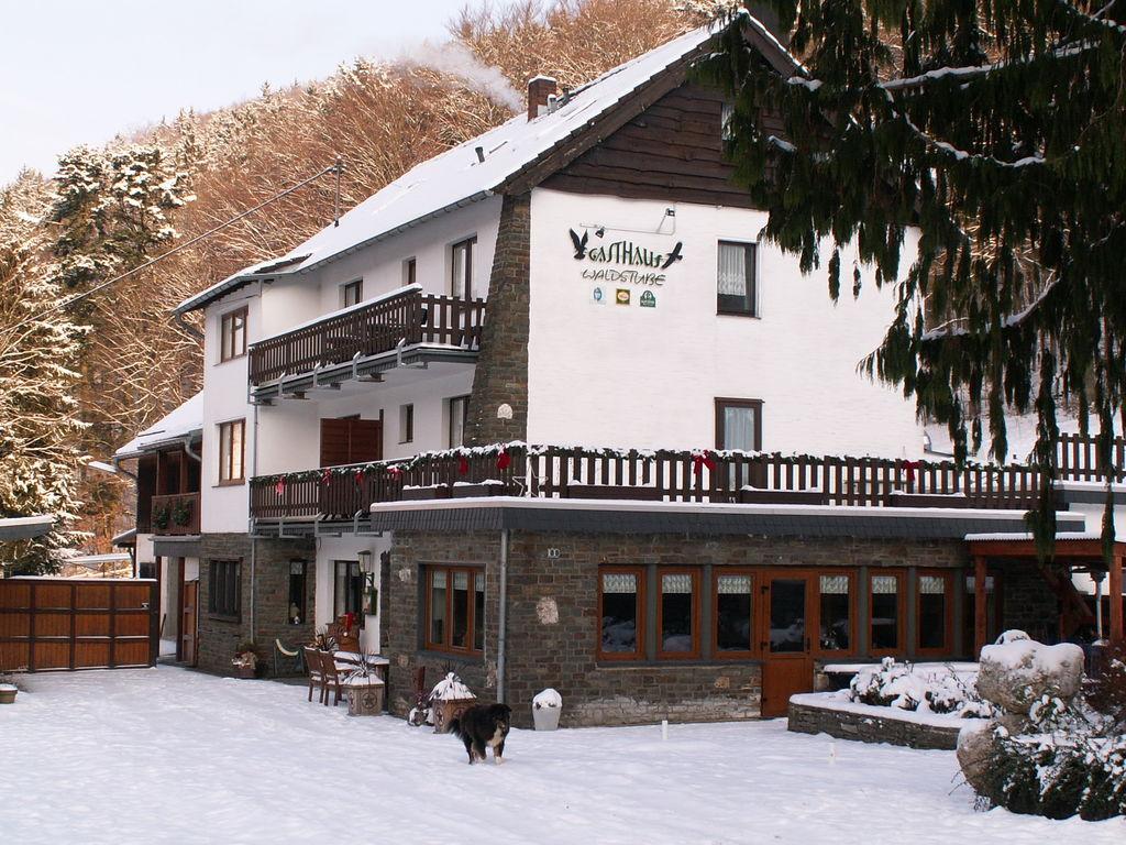 Waldstube Ferienhaus in der Eifel