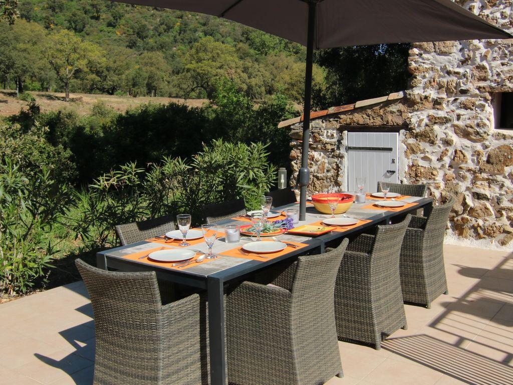 Holiday house Schönes Haus mit Geschirrspüler nahe dem beliebten St Maxime (428320), Sainte Maxime, Côte d'Azur, Provence - Alps - Côte d'Azur, France, picture 19