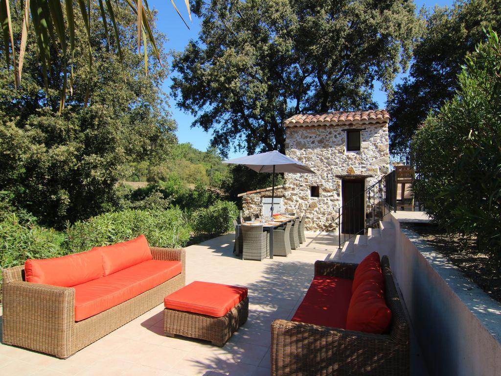 Holiday house Schönes Haus mit Geschirrspüler nahe dem beliebten St Maxime (428320), Sainte Maxime, Côte d'Azur, Provence - Alps - Côte d'Azur, France, picture 38