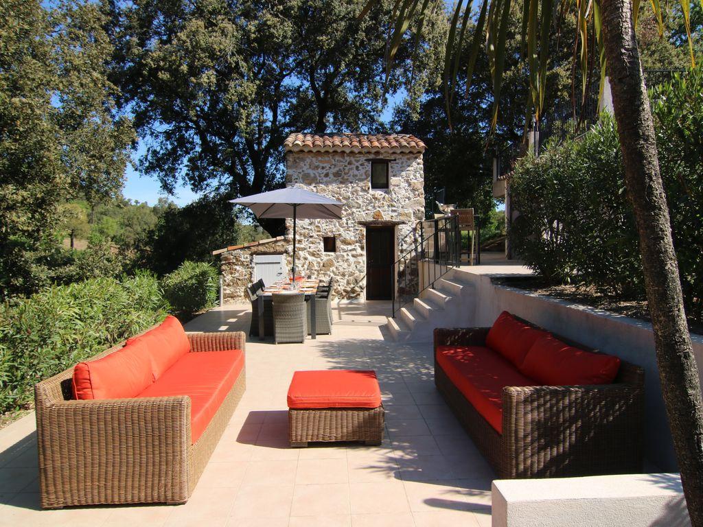Holiday house Schönes Haus mit Geschirrspüler nahe dem beliebten St Maxime (428320), Sainte Maxime, Côte d'Azur, Provence - Alps - Côte d'Azur, France, picture 25