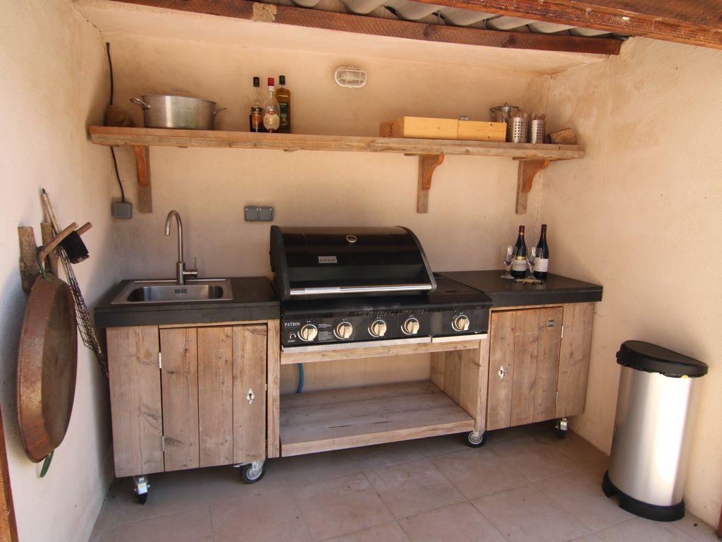 Holiday house Schönes Haus mit Geschirrspüler nahe dem beliebten St Maxime (428320), Sainte Maxime, Côte d'Azur, Provence - Alps - Côte d'Azur, France, picture 7