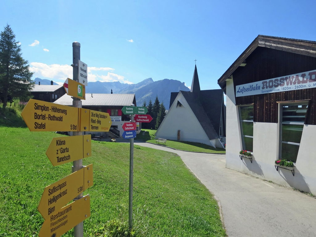 Ferienwohnung Skilift (427460), Rosswald, Brig - Simplon, Wallis, Schweiz, Bild 17