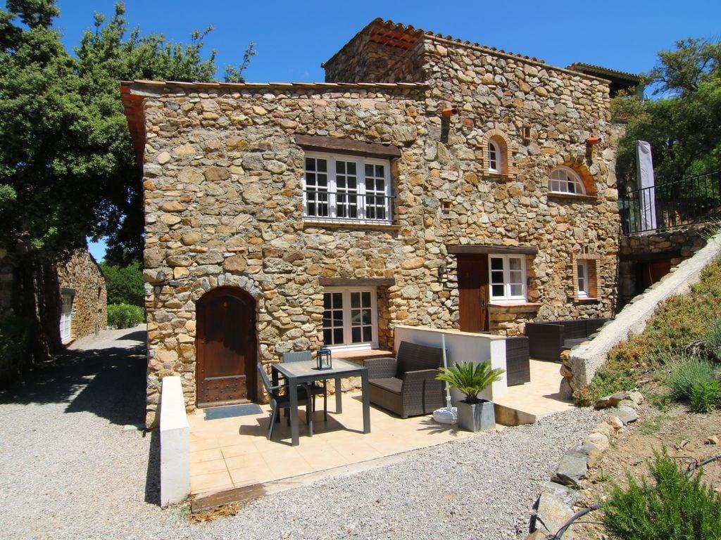 Holiday house Modernes Haus mit Terrasse, nahe dem beliebten St. Maxime (428382), Sainte Maxime, Côte d'Azur, Provence - Alps - Côte d'Azur, France, picture 4